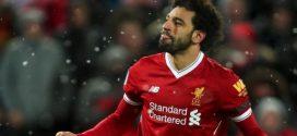 Salah máximo anotador de Liverpool y candidato a la bota de oro