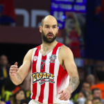 Vassilis Spanoulis, base del Olympiacos