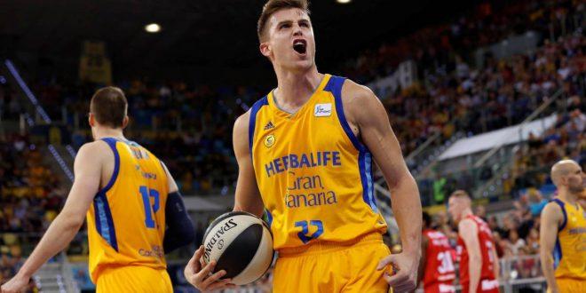 Eurocup: Herbalife Gran Canaria – Lokomotiv Kuban