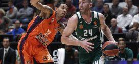 panathinaikos valencia basket euroliga oaka