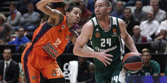 Euroliga: Panathinaikos – Valencia Basket