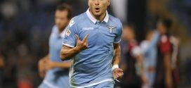 Immobile es el máximo goleador de la Serie A
