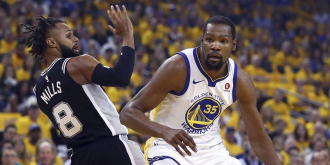 NBA: GS Warriors – SA Spurs
