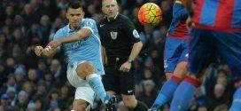 Kun Aguero referencia en el ataque del Manchester City