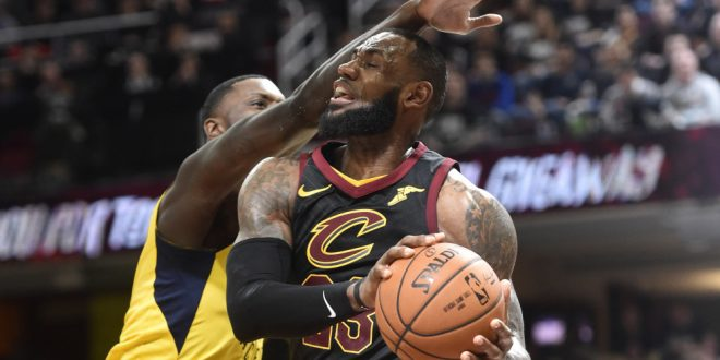 NBA: Cleveland Cavaliers – Indiana Pacers