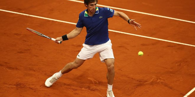 Masters 1000 Montecarlo: Pablo Cuevas vs Fernando Verdasco