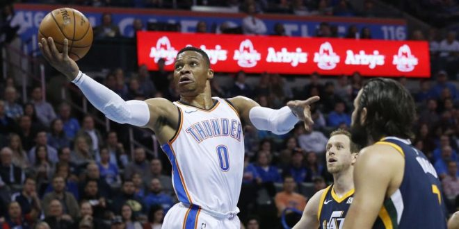 NBA: OKC Thunder – Utah Jazz