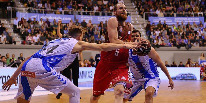 Liga Endesa: Delteco GBC – San Pablo Burgos