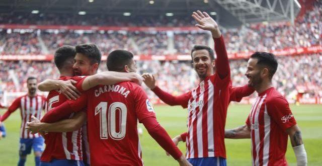 Liga 1|2|3: Sporting de Gijón – Albacete Balompié