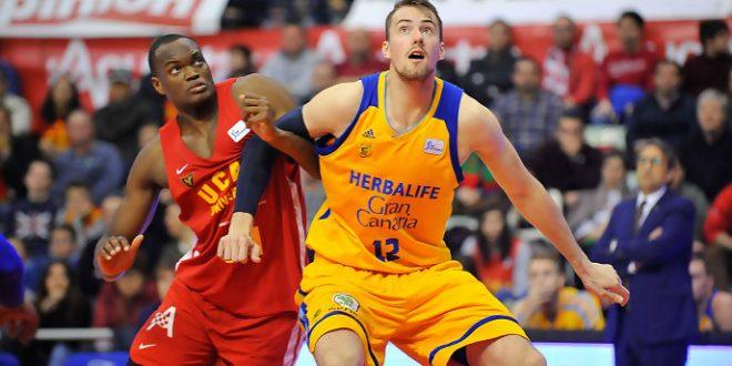 Liga Endesa: Herbalife Gran Canaria – UCAM Murcia