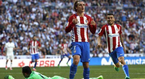 Liga Santander: Atlético de Madrid – Levante UD