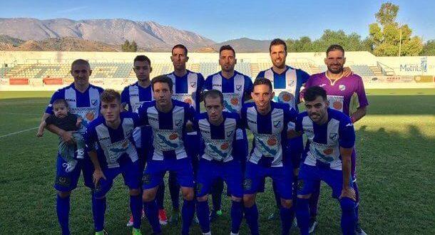 3ª División (Grupo 9): Juventud Torremolinos – Motril