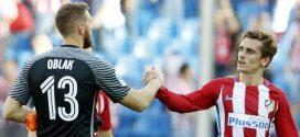 Oblak y Griezmann referencias para la final del la Europa League
