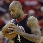 P.J. Tucker, ala-pívot titular de los Houston Rockets
