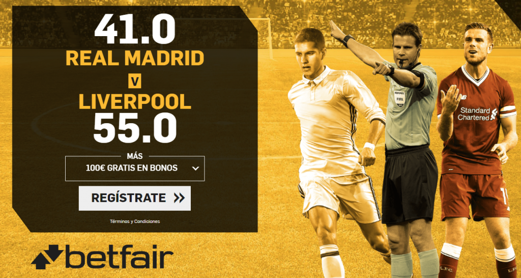 Super Cuota Betfair