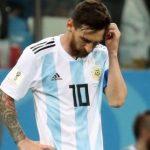 Argentina tiene una vida extra ante Nigeria