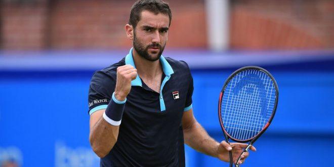 ATP 500 Queen's London: Marin Cilic vs Novak Djokovic