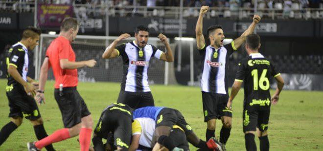 Segunda B (Playoffs): Celta B – Cartagena