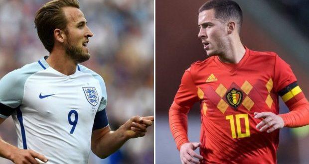 Mundial Rusia 2018: Inglaterra – Bélgica