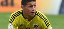 James Rodriguez es uno de los jugadores mas importantes de la seleccion de Colombia