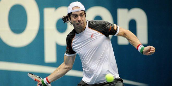 ATP 250 Antalya: Paolo Lorenzi vs Mirza Basic