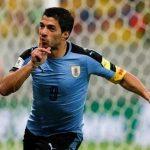 Luis Suarez junto con Cavani son las máximas amenazas de Uruguay