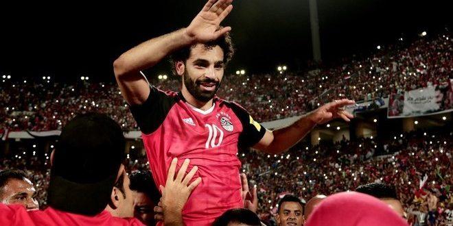 Mundial Rusia 2018: Rusia – Egipto