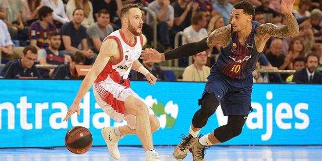 Liga Endesa: FC Barcelona Lassa – Kirolbet Baskonia