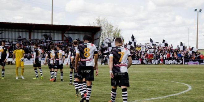 3ª División (Playoffs): Tarazona – Unionistas / San Fernando – Borja