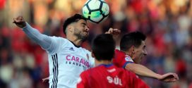 zaragoza numancia futbol segunda division