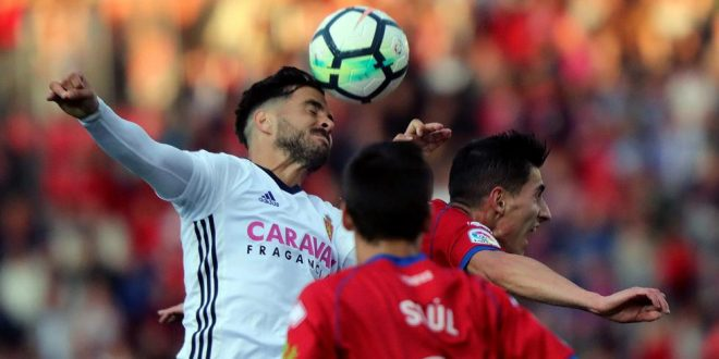 Liga 123: Zaragoza – Numancia
