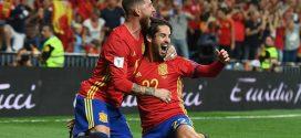 Isco Alarcon y Sergio Ramos serán titulares en el partido ante Rusia