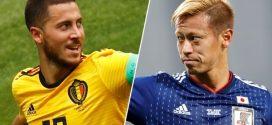 Mundial Rusia: Bélgica – Japón