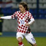 Luka Modric capitán y guía de Croacia