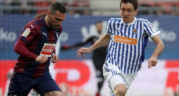 Liga Santander: Eibar – Real Sociedad