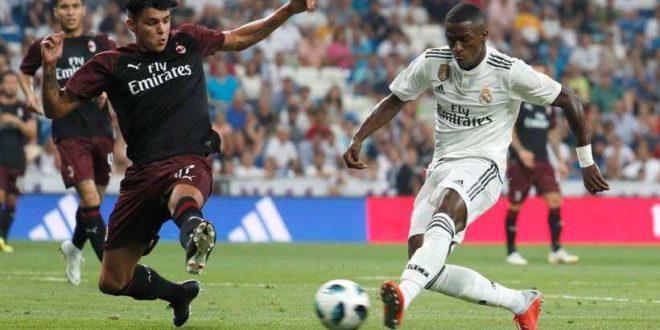 2ª división B (grupo 1): Real Madrid Castilla – UD Las Palmas B