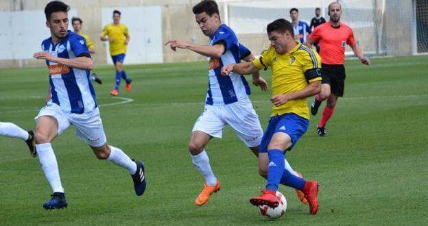 3ª División (Grupo 4): Alavés B – SD San Pedro