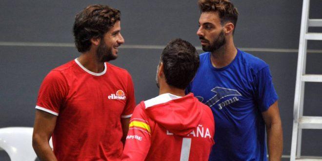 Davis Cup: Francia vs España / Croacia vs Estados Unidos