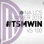 TSM WIN vs 100T