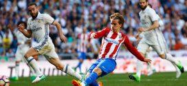El Atlético no pierde en liga en el Bernabéu desde 2012.