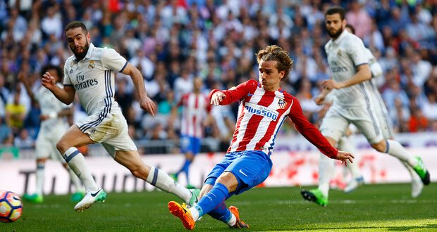 Liga Santander: Real Madrid – Atlético de Madrid