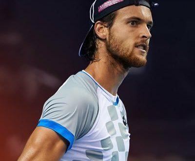 ATP 250 Chengdu: Joao Sousa vs Malek Jaziri