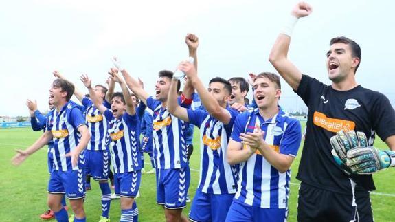 Tercera División / Grupo IV: Real Sociedad C vs Alaves B | Pensador ...