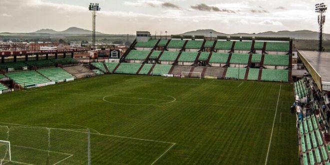 3ª división (grupo 14): AD Mérida – Jerez CF