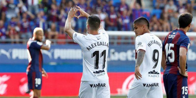 Liga Santander: Huesca – Real Sociedad
