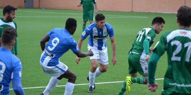 3ª división (grupo 7): CD Leganés B – CD Móstoles