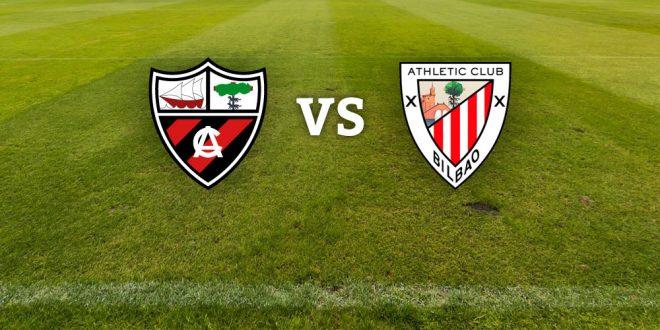 Segunda Divsión B (Grupo 2): Arenas Club de Getxo vs Bilbao Athltetic