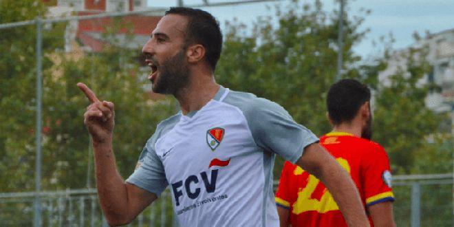 Tercera División (Grupo 5): Terrassa – San Cristóbal