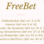 Free Bet - Programa 81