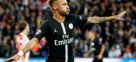 Neymar Jr jugador del PSG